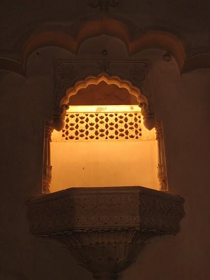 Крепость Мехрангарх - Mehrangarh fort, Jodhpur 80708