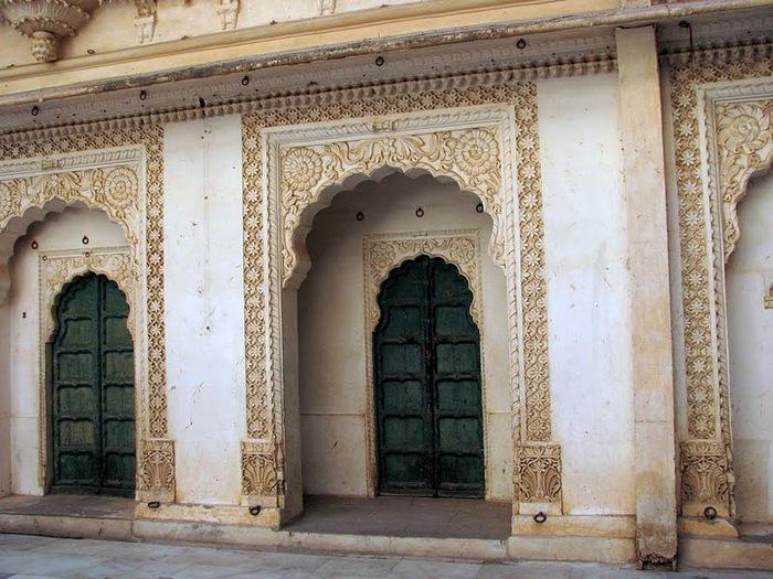 Крепость Мехрангарх - Mehrangarh fort, Jodhpur 56005