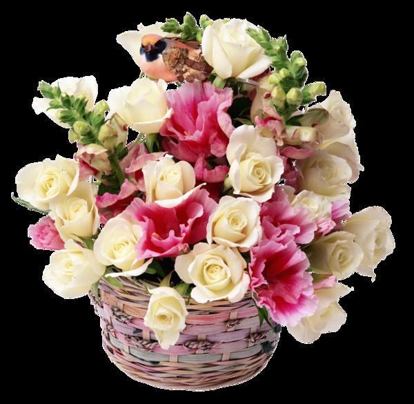 Очень красивые цветы в 024565745 600x585