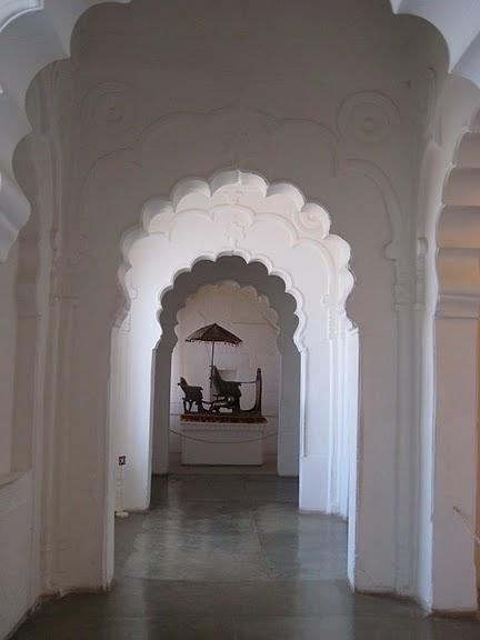 Крепость Мехрангарх - Mehrangarh fort, Jodhpur 44368