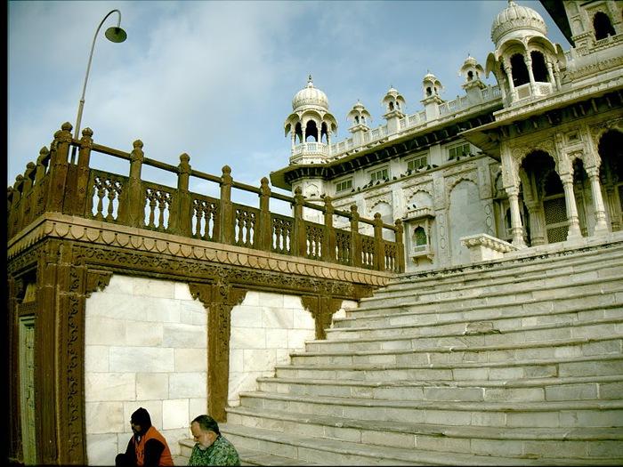 Джасвантх-Тхада 15291