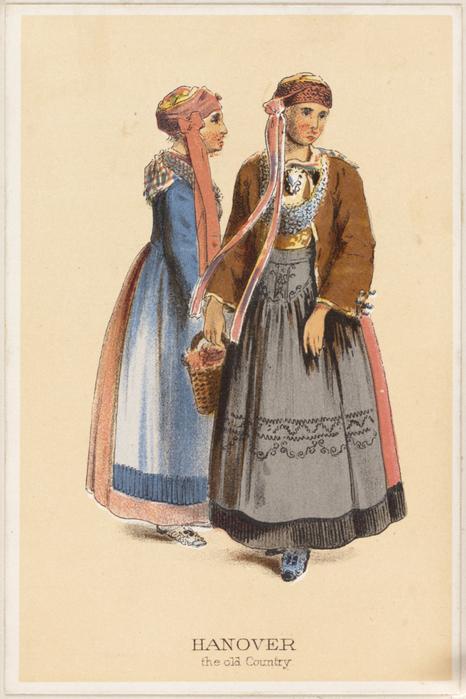 Национальный немецкий костюм картинки