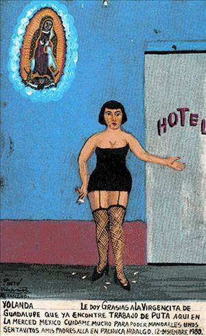 как муж стал проституткой