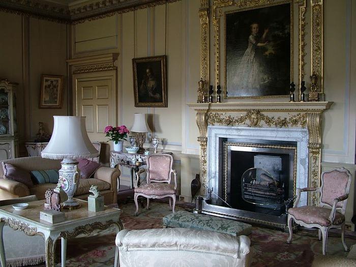 усадьба и ферма Вимпол Холл - Wimpole Hall 64096