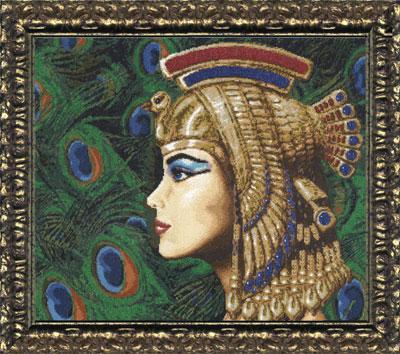 Принцесса Египта. Вышивка