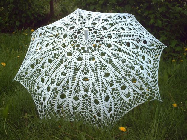 Часть 2 - зонтик крючок .