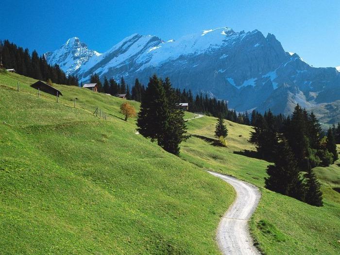 Лучшие виды Швейцарии 1