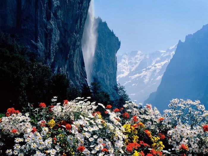Лучшие виды Швейцарии 17