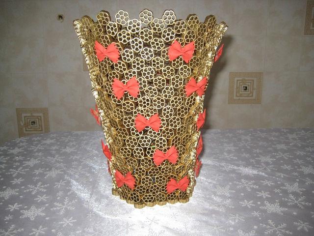 Домик из макарон своими руками пошаговая инструкция