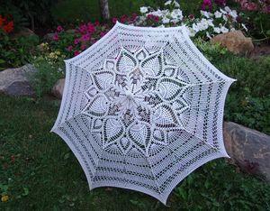 【转载】精致的手工编织---雨伞--2 - 荷塘秀色 - 茶之韵