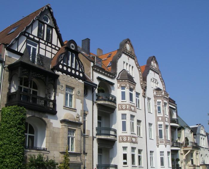 Дюссельдорф-Оберкассель.