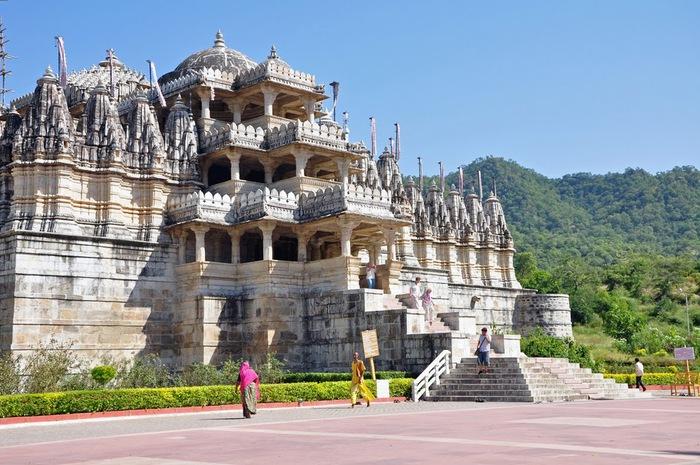 Храмовый комплекс Ранакпур - Jain Temples, Ranakpur 44430