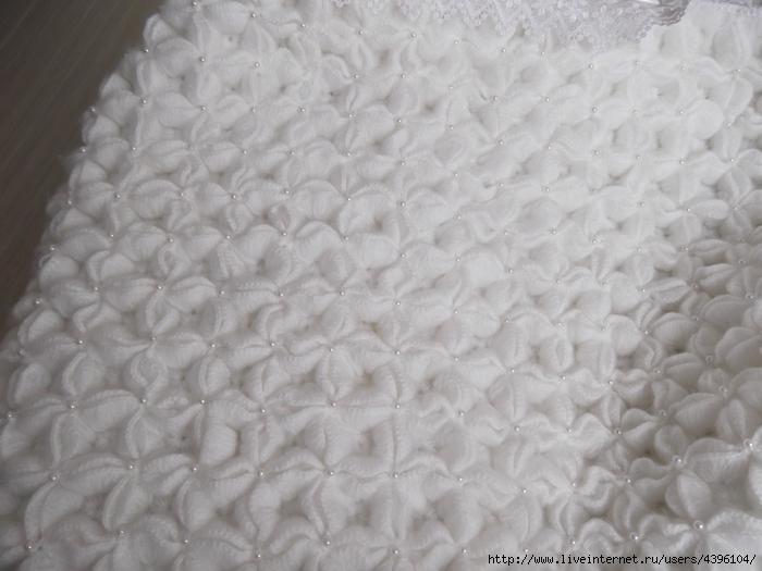 За схему безотрывного вязания