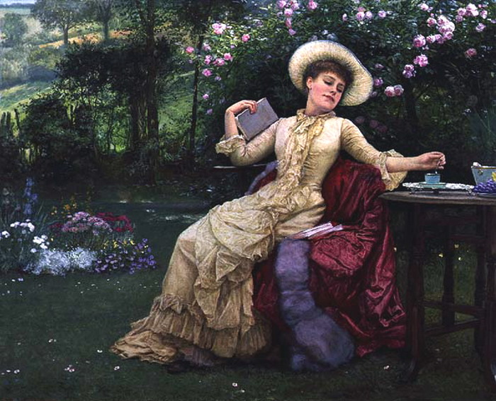 31903591_Drinking_Coffee_and_Reading_in_the_Garden_by_Edward_Killingworth_Johnson[1] (700x567, 135Kb)