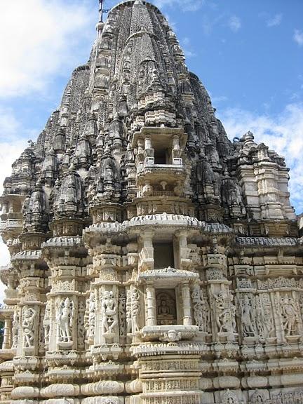 Храмовый комплекс Ранакпур - Jain Temples, Ranakpur 44992