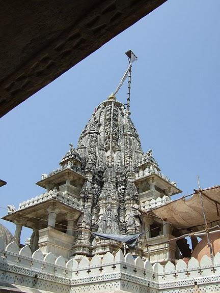 Храмовый комплекс Ранакпур - Jain Temples, Ranakpur 65994