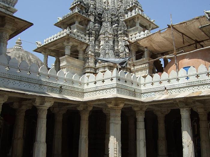 Храмовый комплекс Ранакпур - Jain Temples, Ranakpur 39231