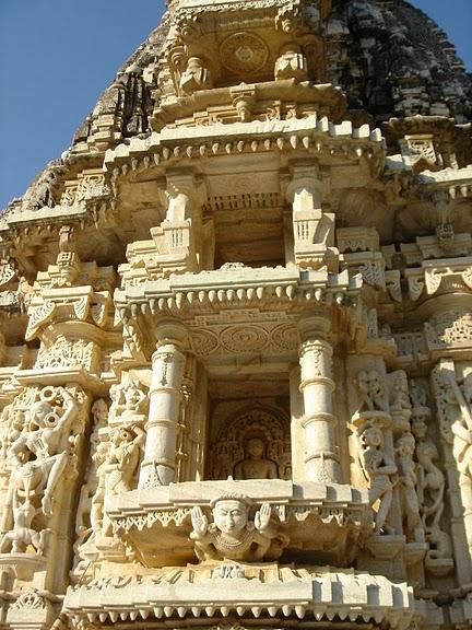 Храмовый комплекс Ранакпур - Jain Temples, Ranakpur 60931