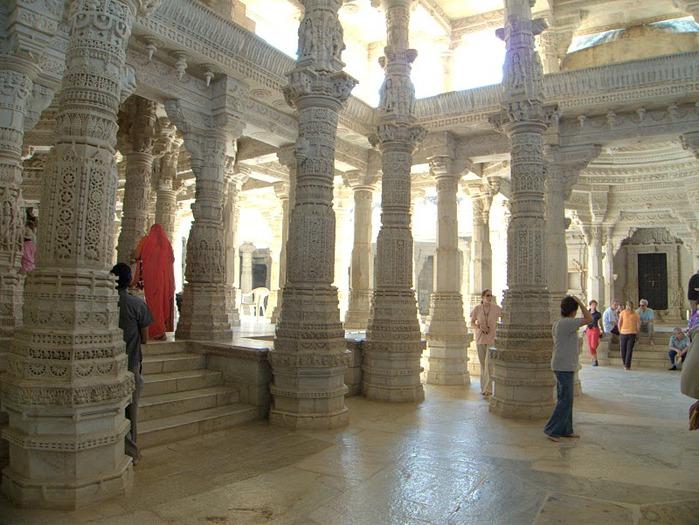 Храмовый комплекс Ранакпур - Jain Temples, Ranakpur 39645