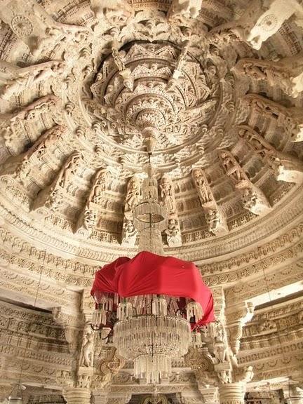 Храмовый комплекс Ранакпур - Jain Temples, Ranakpur 85186