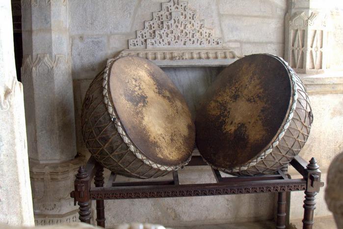 Храмовый комплекс Ранакпур - Jain Temples, Ranakpur 50658