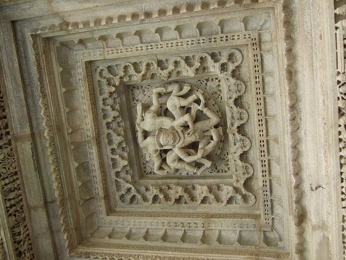 Храмовый комплекс Ранакпур - Jain Temples, Ranakpur 53777