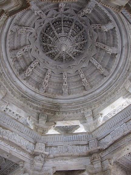 Храмовый комплекс Ранакпур - Jain Temples, Ranakpur 59146