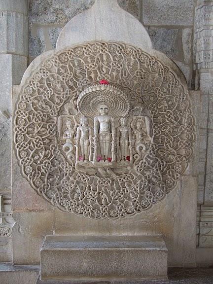 Храмовый комплекс Ранакпур - Jain Temples, Ranakpur 51163