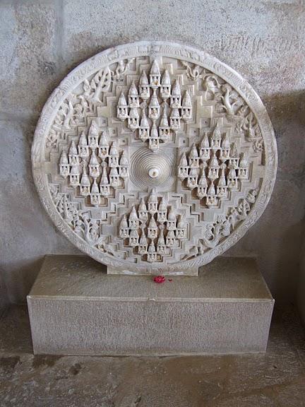 Храмовый комплекс Ранакпур - Jain Temples, Ranakpur 75370