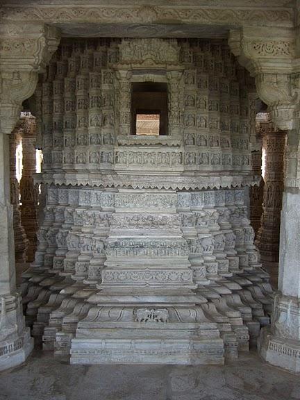 Храмовый комплекс Ранакпур - Jain Temples, Ranakpur 98859