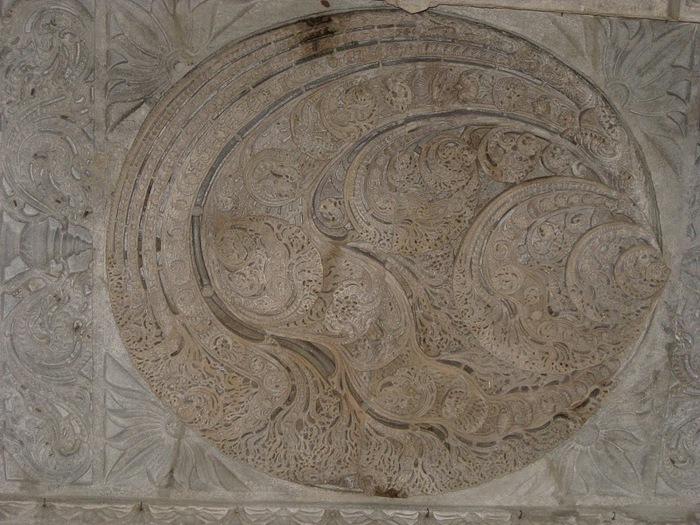 Храмовый комплекс Ранакпур - Jain Temples, Ranakpur 88805