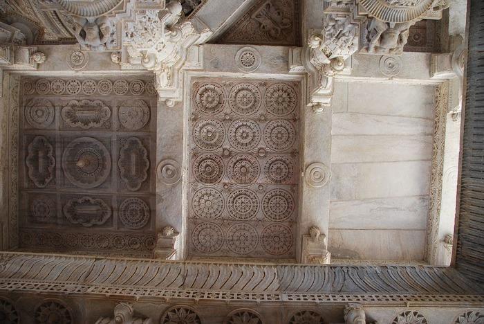 Храмовый комплекс Ранакпур - Jain Temples, Ranakpur 99154