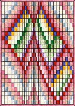 bargello 11 (250x351, 28Kb)
