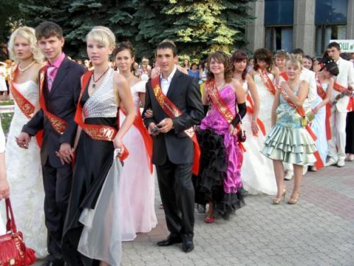 Сегодня в Ярославле чествуют лучших выпускников 2012.