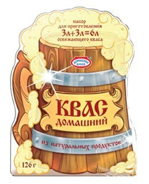 "...Квас Домашний "": 2 пакетика концентрата квасного..."