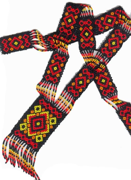 Станочное ткачество (герданы, браслет из бисера).  Первый Второй с историей и фото с выставок Третий(схемы, узоры) .