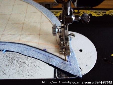 Мастер класс по шитью коляски