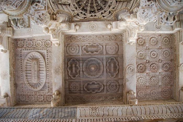 Храмовый комплекс Ранакпур - Jain Temples, Ranakpur 39950