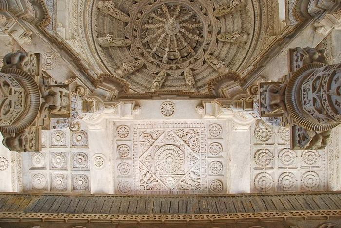 Храмовый комплекс Ранакпур - Jain Temples, Ranakpur 78538