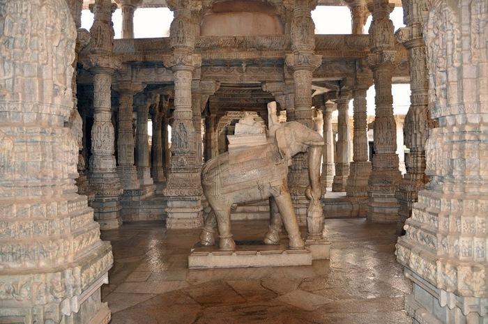 Храмовый комплекс Ранакпур - Jain Temples, Ranakpur 24237