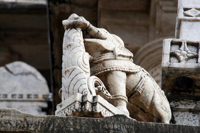 Храмовый комплекс Ранакпур - Jain Temples, Ranakpur 98918