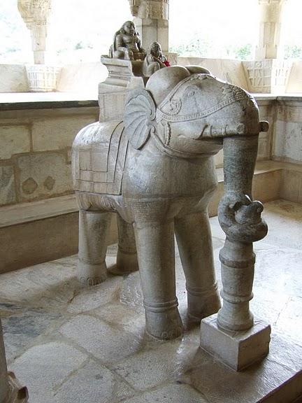 Храмовый комплекс Ранакпур - Jain Temples, Ranakpur 23845