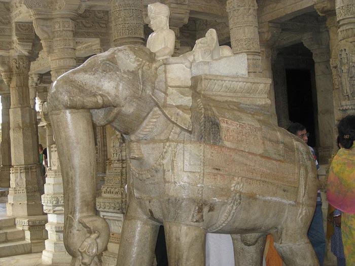Храмовый комплекс Ранакпур - Jain Temples, Ranakpur 88648
