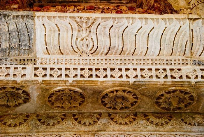 Храмовый комплекс Ранакпур - Jain Temples, Ranakpur 78302