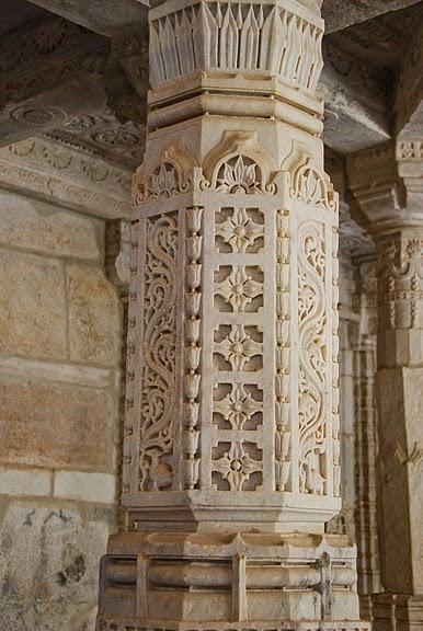 Храмовый комплекс Ранакпур - Jain Temples, Ranakpur 74693