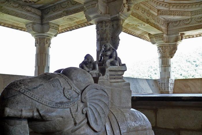 Храмовый комплекс Ранакпур - Jain Temples, Ranakpur 75284
