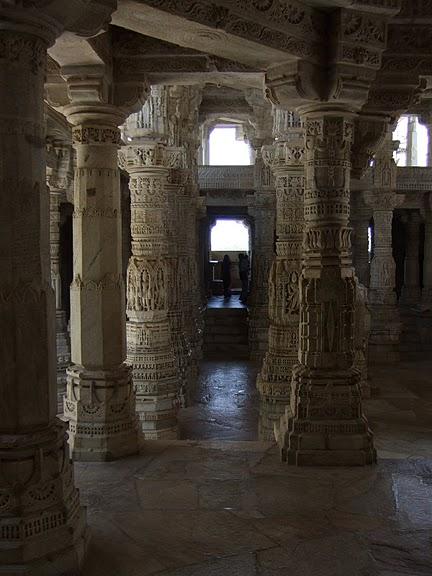 Храмовый комплекс Ранакпур - Jain Temples, Ranakpur 42066