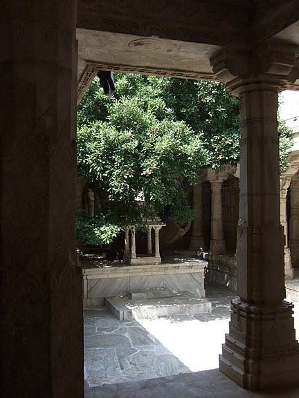 Храмовый комплекс Ранакпур - Jain Temples, Ranakpur 40055