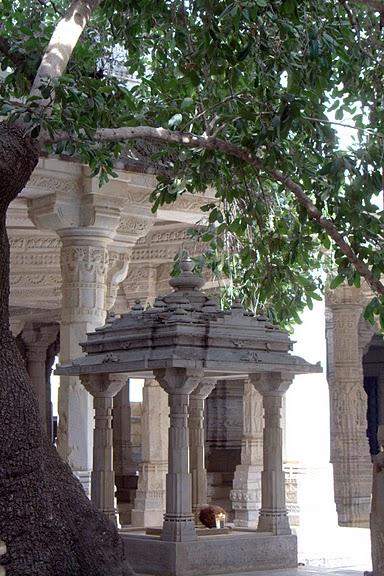 Храмовый комплекс Ранакпур - Jain Temples, Ranakpur 52356