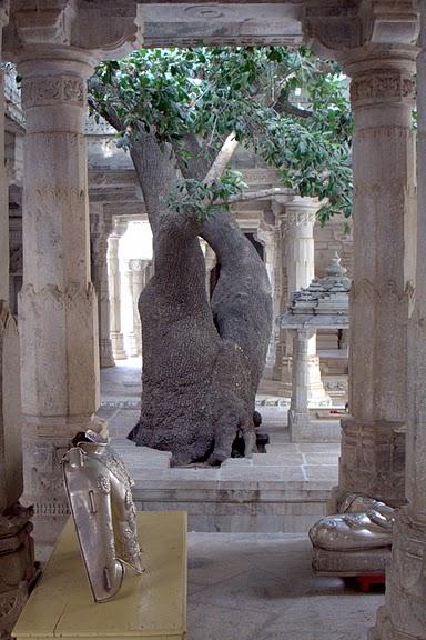 Храмовый комплекс Ранакпур - Jain Temples, Ranakpur 21026